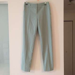 Dynamite mint green dress pants - size 1