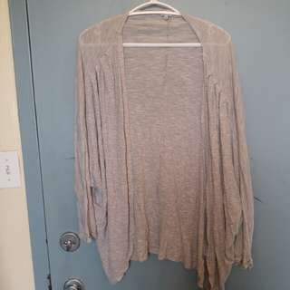 Light great flowy cardigan