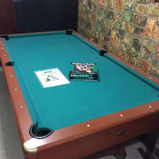 Pool (Billiard) Table