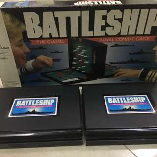 1990 battleship board game