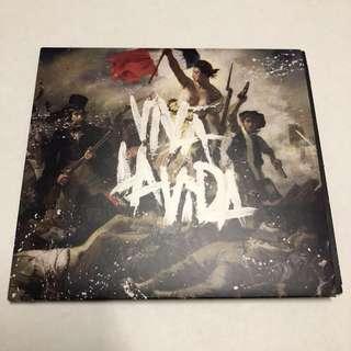 Coldplay Viva La Vida CD