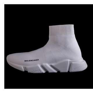 edb11e5d601f Balenciaga Speed Trainer White
