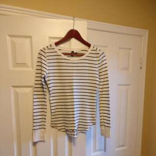 Urban Outfitters BDG Long Sleeve Striped top