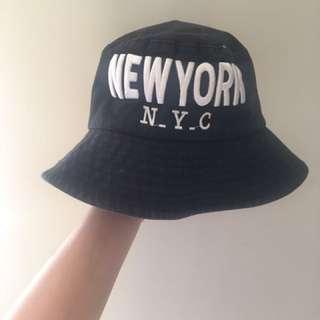 NYC bucket hat