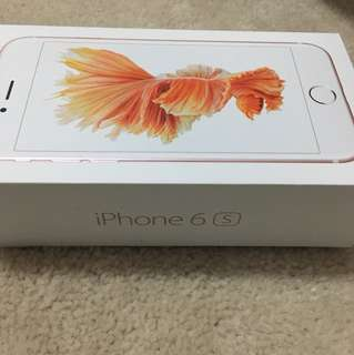 Iphone 6S - 64 GB