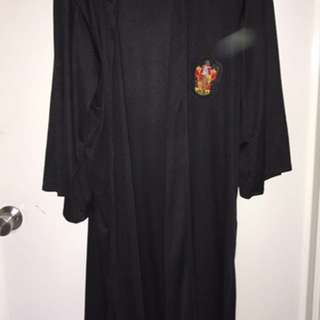Harry Potter - Gryffindor Coat/Cape