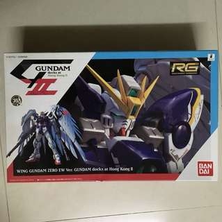 Wing Gundam Zero EW Ver.Gundam docks at Hong KongII