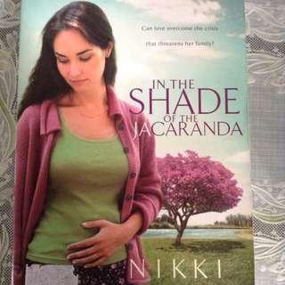 In The Shade of Jacaranda