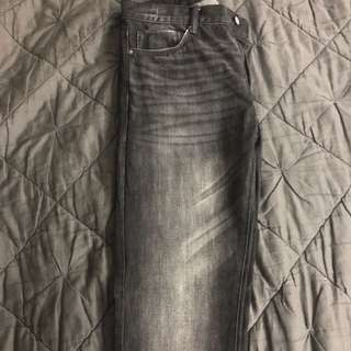 Never worn H&M Jeans. Skinny fit. Size 33