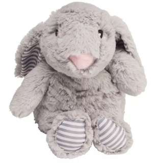 Wheat Bag Bunny Rabbit - Kids Hot Pack - Children's Heat Pack - Plush Toy Animal