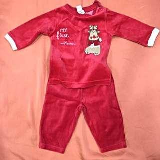 Baby Xmas Pyjamas