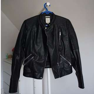 ZARA Moto Jacket Size M