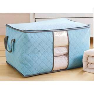 REPRICED New Blue Ultralight Home Storage Foldable Bag