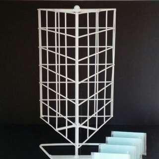 📌 Rotating Tabletop Display + 🆓 Acrylic Stand