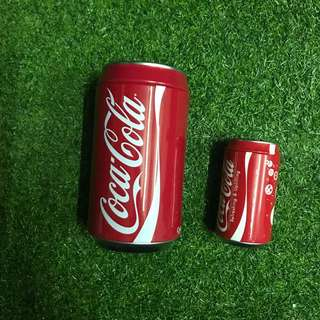 COCA COLA COIN BANK/ TABUNG
