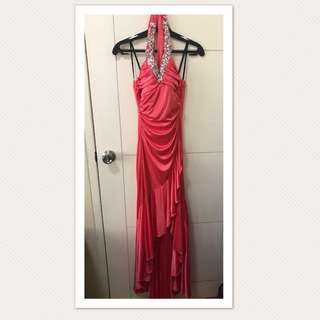 Pink Gown