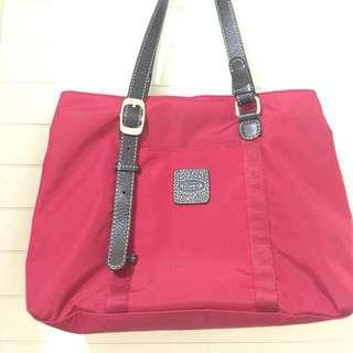 Bric's Bag (red)