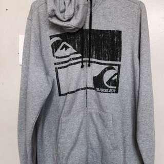 Fall 2010 quicksilver grey hoodie