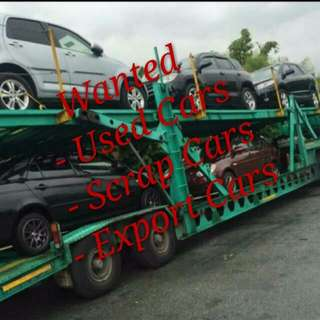 All Used / Scrap Cars