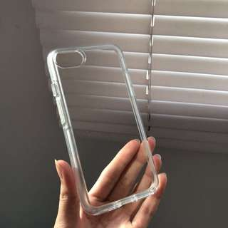 clear otterbox case for iphone 7/8