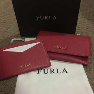 FURLA - Trilli Card Holder/ Purse