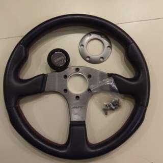 Original Momo steering wheel