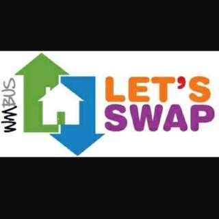 LET'S SWAP