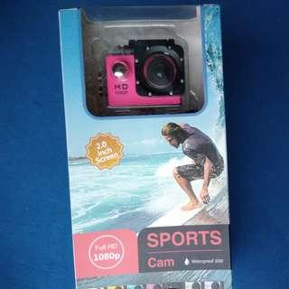 防水攝影機