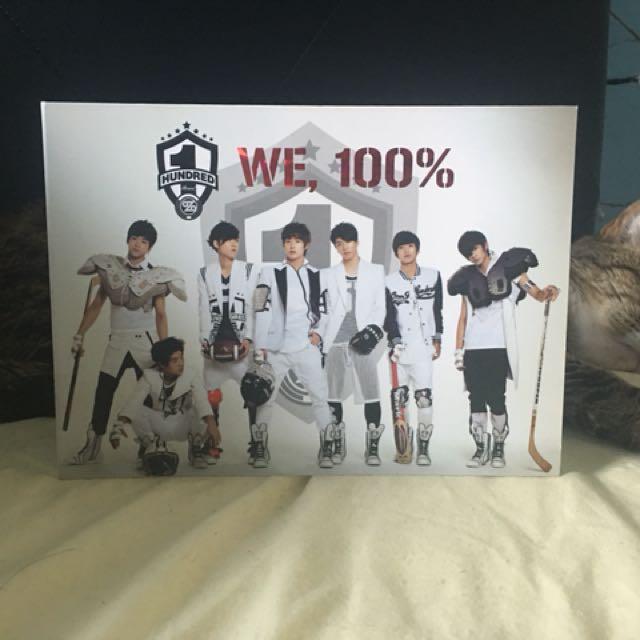 100% - WE 100%