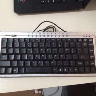 Notebook USB Multimedia Keyboard