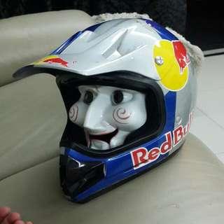 Helmet motorcross