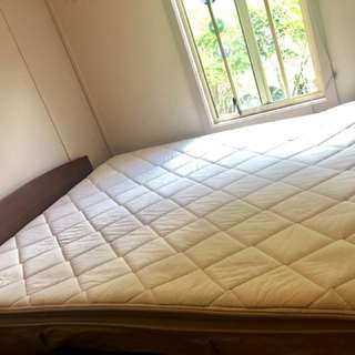 King Mattress Excellent condition
