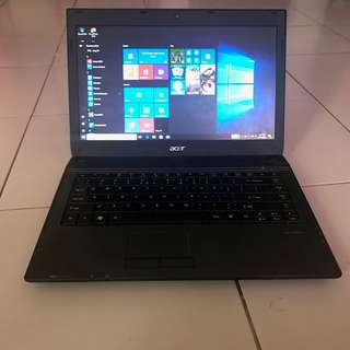 i5/4Gb/HDMI/320Gb/Webcam/Acer 4740