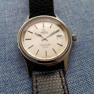 Omega Seamaster Cosmic 2000 Excellent Condition