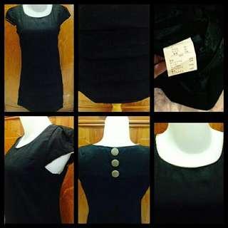 Dress layer balck Import