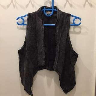 SALE!!! Cotton On grey grunge vest