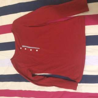 Red Top (size S-M)