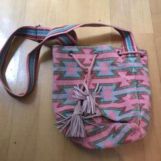 Monoprix bag/ made in France