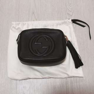 Gucci Soho leather disco bag 斜肩包