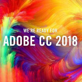 Adobe CC 2018 ( LifeTime License )