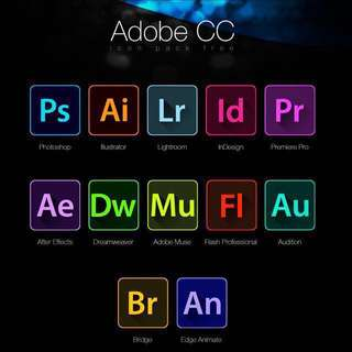 Adobe CC 2018 ( Original )