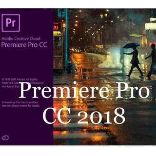 Premiere Pro CC 2018 ( Activated )