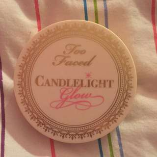 too faced - candlelight