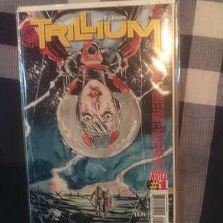 Trillium 1-8 complete