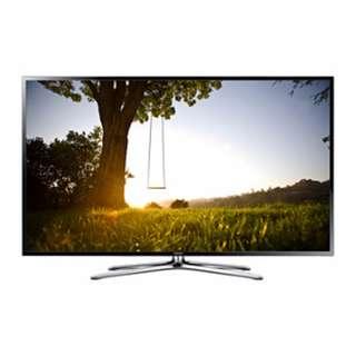 Samsung 55in FULL HD 3D SMART LED TV UA55F6400AMXXS Series 6