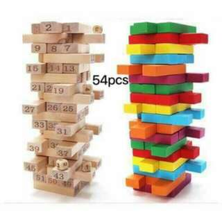 Board game Jenga