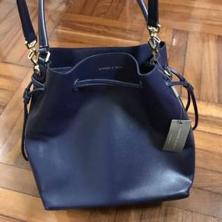New Charles n Keith hand bag
