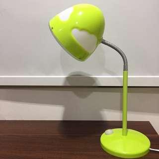 LAMPU BELAJAR HIJAU IKEA LAMP