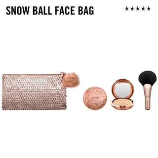 MAC Snow Ball Face Bag