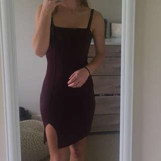 New bodycon dress!